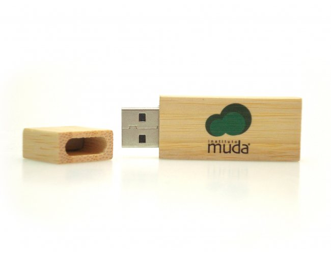 PEN DRIVE BAMBU MINI