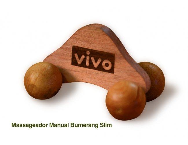 MASSAGEADOR MANUAL BUMMERANG